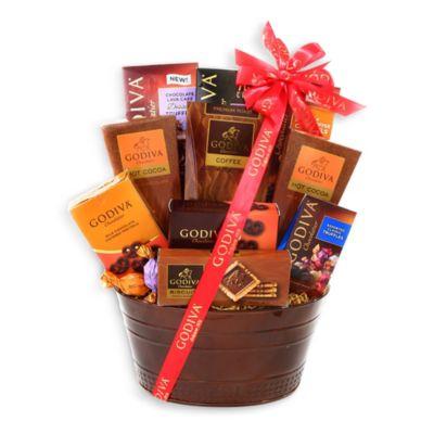Ultimate Godiva Experience Gift Basket