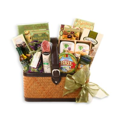 Alder Creek Taste of Wine Country Gift Basket