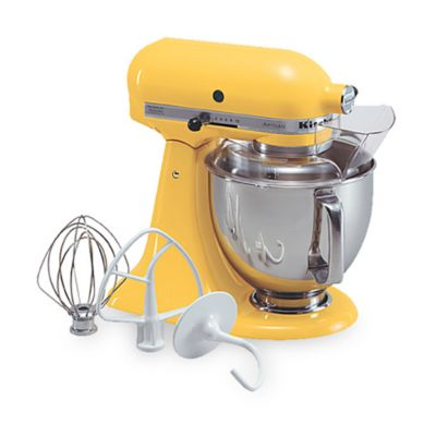 KitchenAid® 5-Quart Artisan™ Stand Mixer in Buttercup