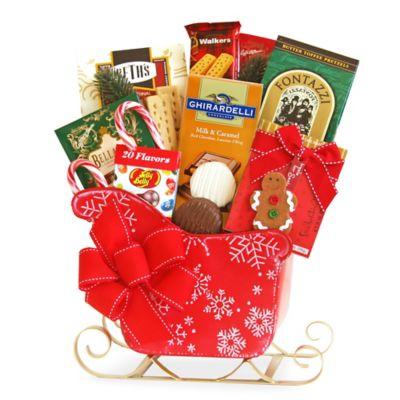 Snowflake Sensations Sleigh Gift Set