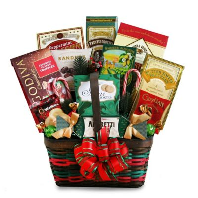 Season's Greetings Gourmet Merrymaker Deluxe Gift Set