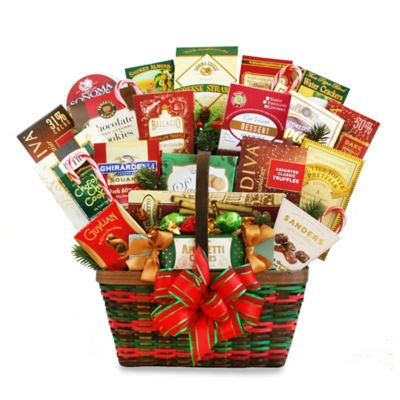 Season's Greetings Gourmet Merrymaker Ultimate Gift Set