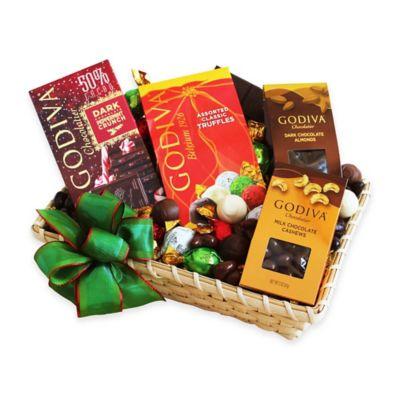 Sweet Holiday Dreams of Godiva Gift Set