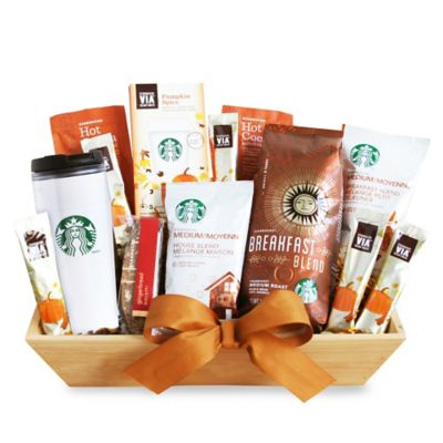 Starbucks Autumn Fireside Delights Gift Set