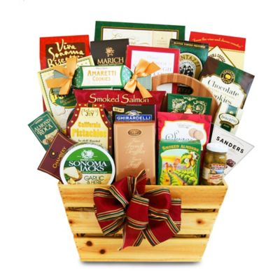 Rustic Gourmet Greetings Gift Set