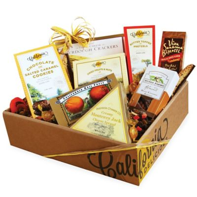 California Delicious Signature Gift Box