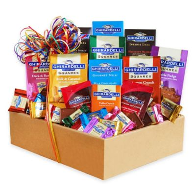 Ghirardelli Gift Baskets Sets