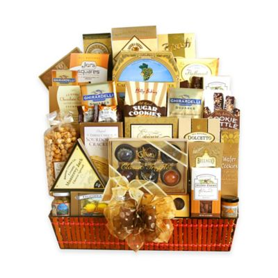 Gourmet Gift Sets