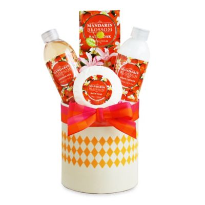Springtime Citrus Splash Gift Set