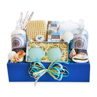 Seashell Ocean Escape Spa Gift Set