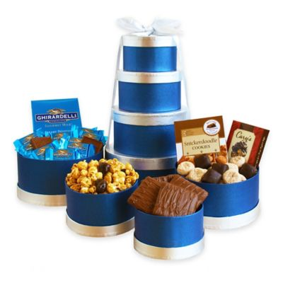 Kosher Dessert Tower Gift Set