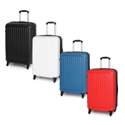it Luggage Pulsar 25.5-Inch 4-Wheel Expandable Spinner in Blue Sapphire