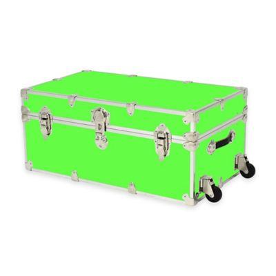 Neon Green Armor Trunk
