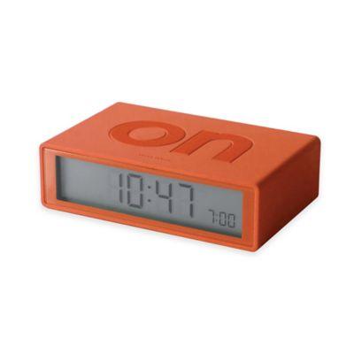 LEXON® Flip Alarm Clock