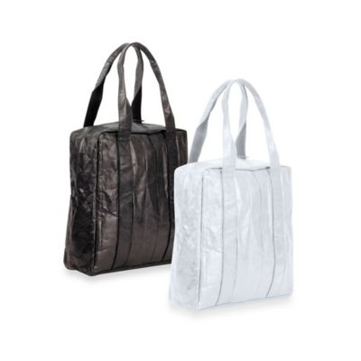 LEXON® Air Tall Shopping Bag/Briefcase in White