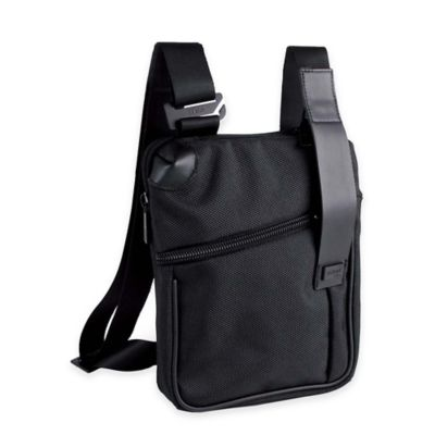 LEXON® Evo Cross-Body iPad® Bag in Black