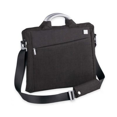 LEXON® Airline Mini Document Briefcase in Black