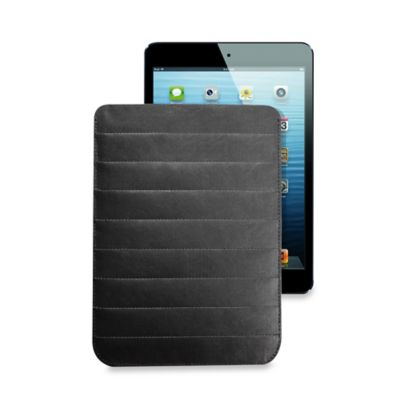 LEXON® iPad® Air Mini Pouch in Black Tyvek