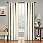 SolarShield® Kate 84-Inch Rod Pocket Blackout Window Curtain Panel in Ivory