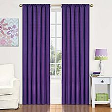 Solarshield 174 Kate Rod Pocket Blackout Window Curtain