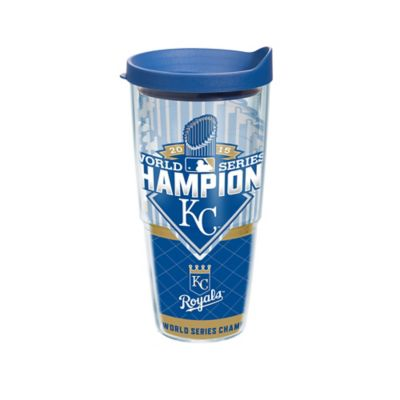 Tervis® MLB 2015 World Series Champion Kansas City Royals Wrap Tumbler with Lid