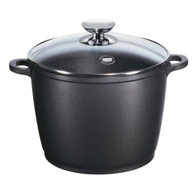 Berndes® SignoCast® 7-Quart Stock Pot with Glass Lid