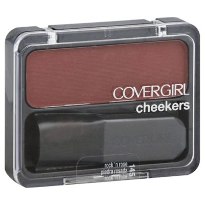 CoverGirl® Cheekers Blush in Rock 'N Rose