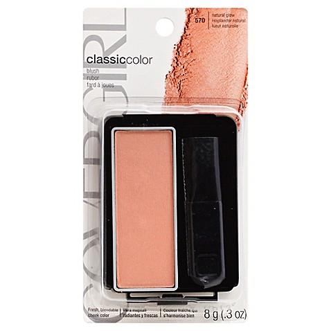 Covergirl Classic Color Blush Natural Glow