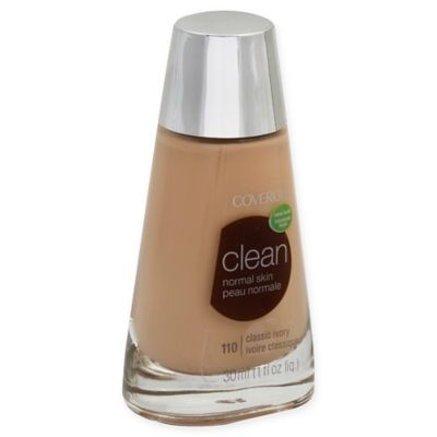 CoverGirl® Clean Liquid Normal Skin Makeup in Classic Ivory