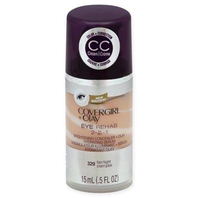 Covergirl® + Olay® Eye Rehab Concealer in Fair Light