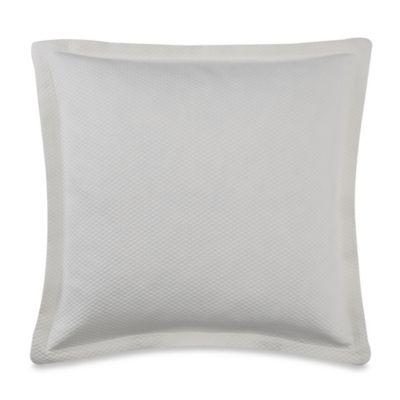 Wamsutta® Secret Garden Square Throw Pillow in Natural