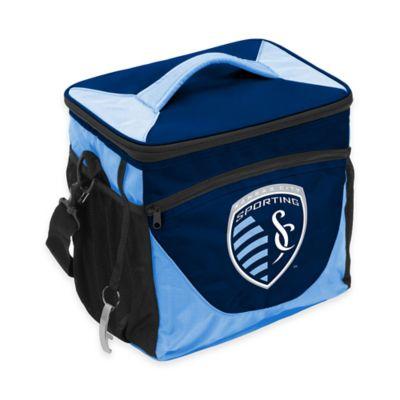 MLS Sporting Kansas City 24 Can Cooler