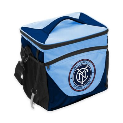 MLS New York City FC 24 Can Cooler