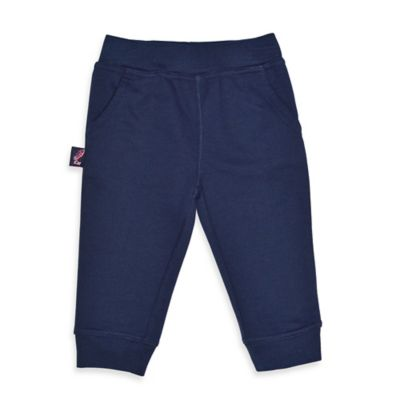Charlie Rocket™ Size 3M French Terry Jogger Pant in Navy