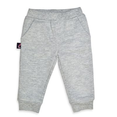 Charlie Rocket™ Size 3M French Terry Jogger Pant in Grey