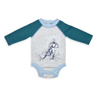 Charlie Rocket Long-Sleeve Bodysuit