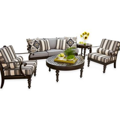 Scott Living™ 5-Piece Portofino Outdoor Dining Set