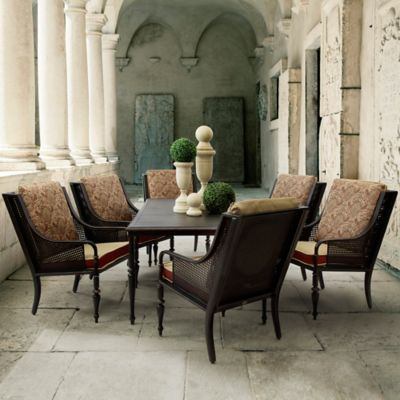 Bombay® Sherborne 7-Piece Outdoor Dining Set