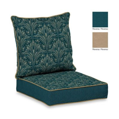 Bombay® Royal Zanzibar Deep Seat Cushion Set
