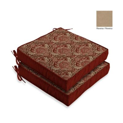 Bombay® Venice Seat Cushions (Set of 2)