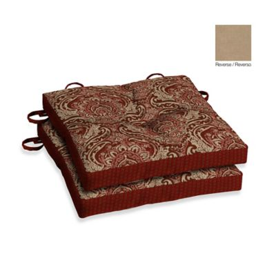 Bombay® Venice Bistro Cushions (Set of 2)