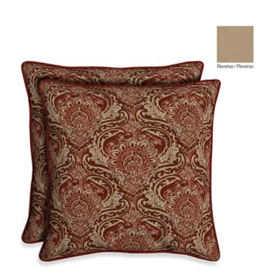 Bombay® 21-Inch Venice Throw Pillow (Set of 2)