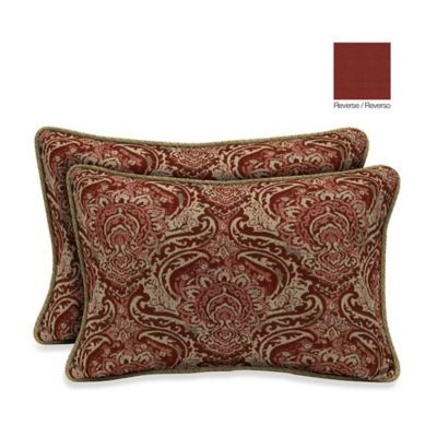 Bombay® 13-Inch x 20-Inch Venice Throw Pillow (Set of 2)