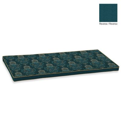 Bombay® Anatolia Blue Bench Cushion