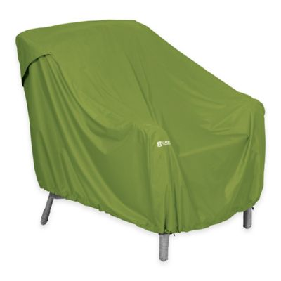 Classic Accessories® Sodo Patio Lounge Chair Cover in Green