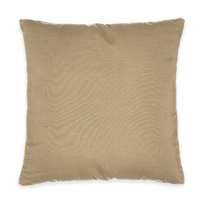 Pawleys Island 18-Inch x 18-Inch Decorative Hammock Pillow in Spectrum Sand
