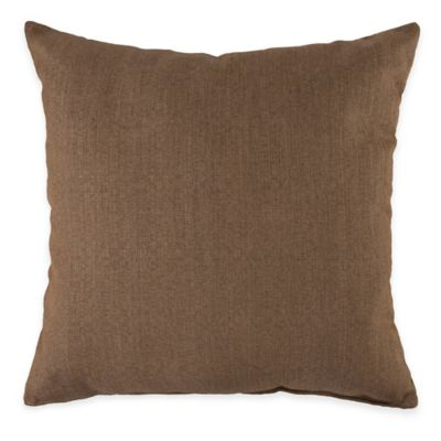 Pawleys Island 24-Inch x 24-Inch Decorative Hammock Pillow in Linen Sesame