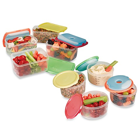 Fit & Fresh™ Smart Portion Chill Containers
