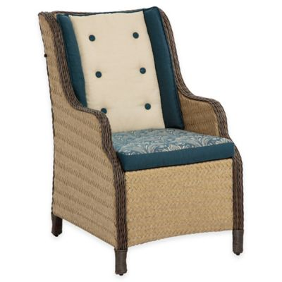 Bombay® Princeville Wing Chair in Red