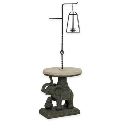 Bombay® Jaipur Outdoor Accent Table